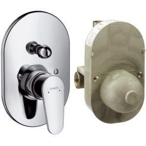 Змішувач для ванни Hansgrohe Talis E² хром (31688000)