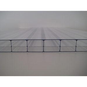 Полікарбонат стільниковий Marlon ST Longlife 6000х2100х16 мм прозорий