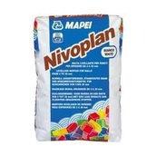 Цементно-полимерная штукатурка MAPEI NIVOPLAN 25 кг белый