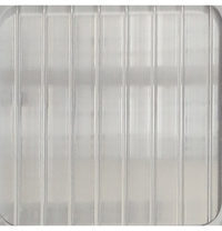 Поликарбонат Plastilux сотовый 6000х2100х16 мм прозрачный