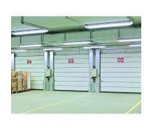 Скоростные энергосберегающие ворота Hormann ISOSpeedCold