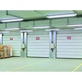 Швидкісні енергозберігаючі ворота Hormann ISO Speed Cold