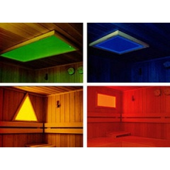 Освещение и цветотерапия