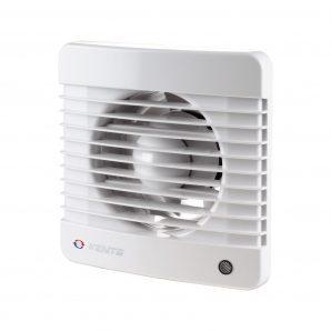 Осьовий вентилятор VENTS М 100 турбо 102 м3/ч 14,31 Вт
