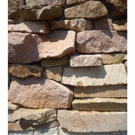 Камень кварцито-песчаник торец