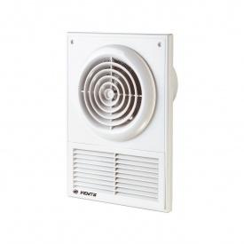 Осьовий вентилятор для витяжної вентиляції VENTS Ф 100 98 м3/ч 14 Вт