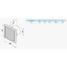 Осевой вентилятор для вытяжной вентиляции VENTS К1 100 турбо 124 м3/ч 16 Вт