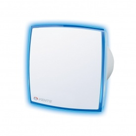 Осевой декоративный вентилятор VENTS ЛД Лайт 150 12 236 м3/ч 24 Вт