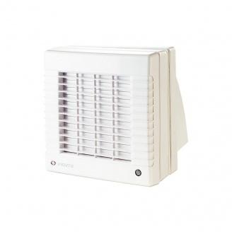 Осевой оконный вентилятор VENTS МАО2 125 турбо 232 м3/ч 24 Вт