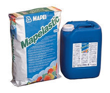 Двухкомпонентная гидроизоляция MAPEI MAPELASTIC 32 кг