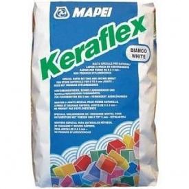 Клей для керамічної плитки MAPEI KERAFLEX 25 кг