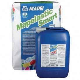 Двокомпонентна гідроізоляція MAPEI MAPELASTIC SMART 30 кг