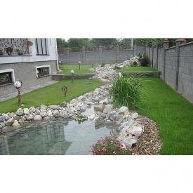 Будівництво декоративної водойми