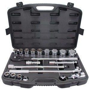 Набор инструмента Intertool ET-6023 20 элементов (ET-6023)