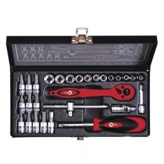 Набор инструмента Intertool ET-6028 28 элементов (ET-6028)