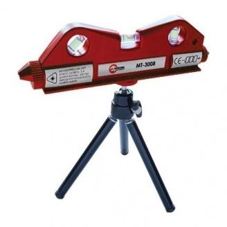 Уровень лазерный Intertool MT-3008 на штативе (MT-3008)