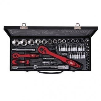 Набор инструмента Intertool ET-6056 56 элементов (ET-6056)