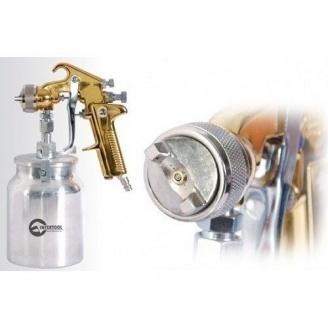 Краскопульт Intertool HP GOLD PROF PT-0219 1000 мл (PT-0219)