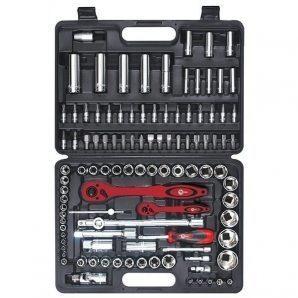 Набір інструменту Intertool ET-6108 108 елементів (ET-6108)