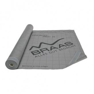 Підпокрівельна плівка BRAAS Діфорол PRO + 1,5х50м