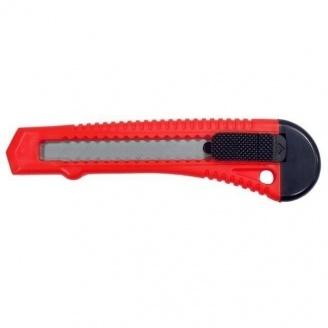 Нож Intertool HT-0500 прорезной 18 мм (HT-0500)