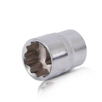 Торцевая головка Intertool ET-0222 1/2 дюйма 22 мм (ET-0222)