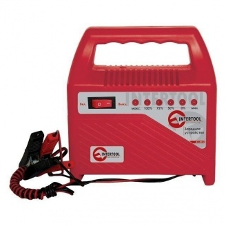 Зарядное устройство Intertool AT-3012 0,07 кВт (AT-3012)