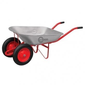 Тачка садово-строительная Intertool 65 л 160 кг (WB-0625)