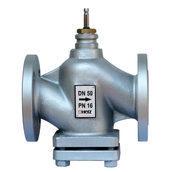 Двоходовий клапан HERZ прохідний регулюючий DN 50 PN 16