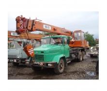 Аренда автокрана КТА-25 25 т