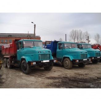 Аренда самосвала КрАЗ 65055 20 т