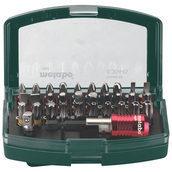 Набор бит METABO с магнитным держателем 32 шт (630445000)
