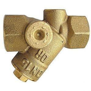 Фильтр-грязевик HERZ 4111 0,75 мм DN 40 (1411115)