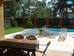 Фото бассейна во дворе