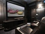 Интерьеры домашних кинотеатров