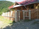 Дизайн деревяного забору