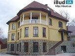 Дом с полукруглым балконом