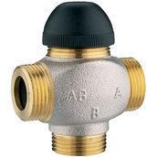 Клапан HERZ термостатичний триходовий 7762 H Ду 20 (1776262)