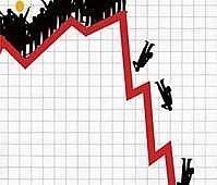 Мировой ВВП в 2009 году упадет на 2,9%, а ВВП Украины рухнет на 15%. Зато после коллосального падения в 2010 году начнется рост