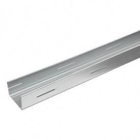 Профіль Knauf CW 3000х75х50 мм 0,6 мм