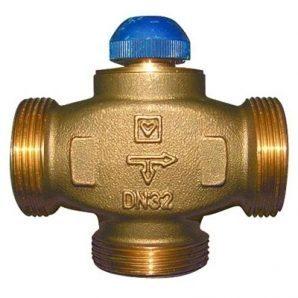 Термостатичний клапан HERZ CALIS-TS-RD триходовий 1/2 дюйма (1776138)
