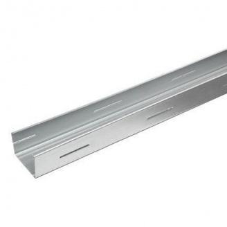Профиль Knauf CW 3000х75х50 мм 0,6 мм