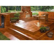 Плитка для підлоги клінкерна Paradyz AQUARIUS BROWN 30x30 см