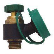 Сливной вентиль HERZ с подключением для шланга 3/8 дюйма (2027600)