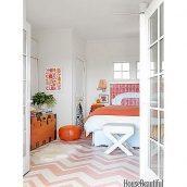 Дизайн интерьера детской комнаты с использованием наливных фотополов