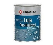 Фарба акрилатна Tikkurila Luja напівматова 0,9 л
