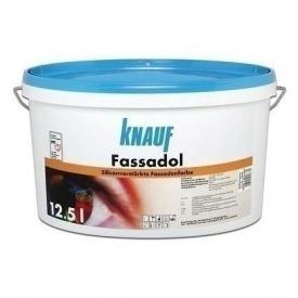 Краска Knauf Fassadol 12,5 л
