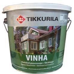 Антисептик кроющий Tikkurila Vinha полуматовый 2,7 л