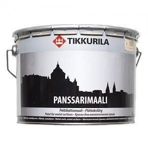 Краска для крыш Tikkurila Panssarimaali