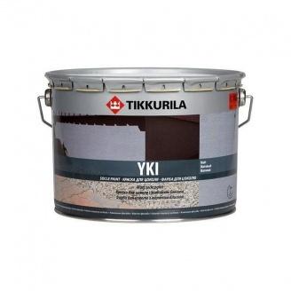 Щелочестойкая латексная краска Tikkurila Yki 740 9 л матовая
